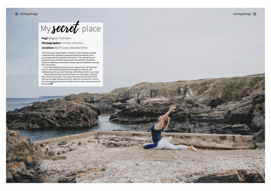 Yoga Megs Om Yoga Magazine